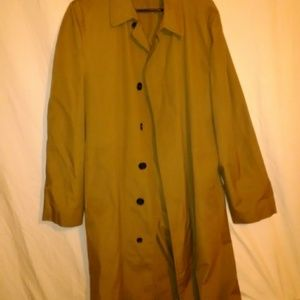 London Fog raincoat/ trench coat